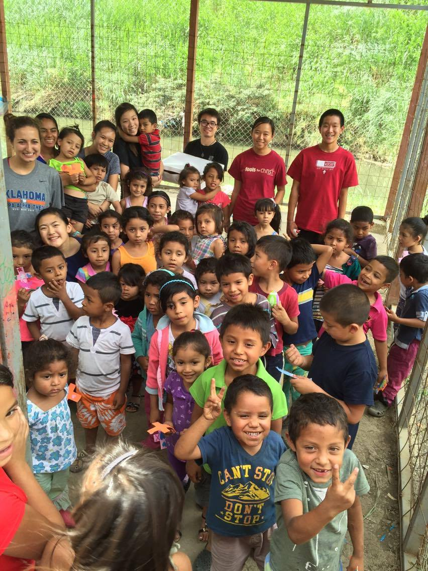 Our final day in La Carpio with the young ones :(