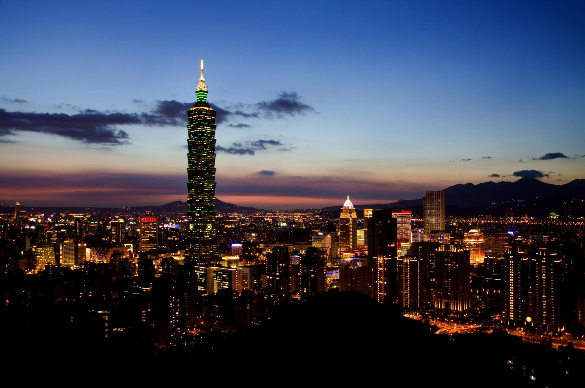 Taiwan STM 2015 - Cameron Kuey, CEC-SD