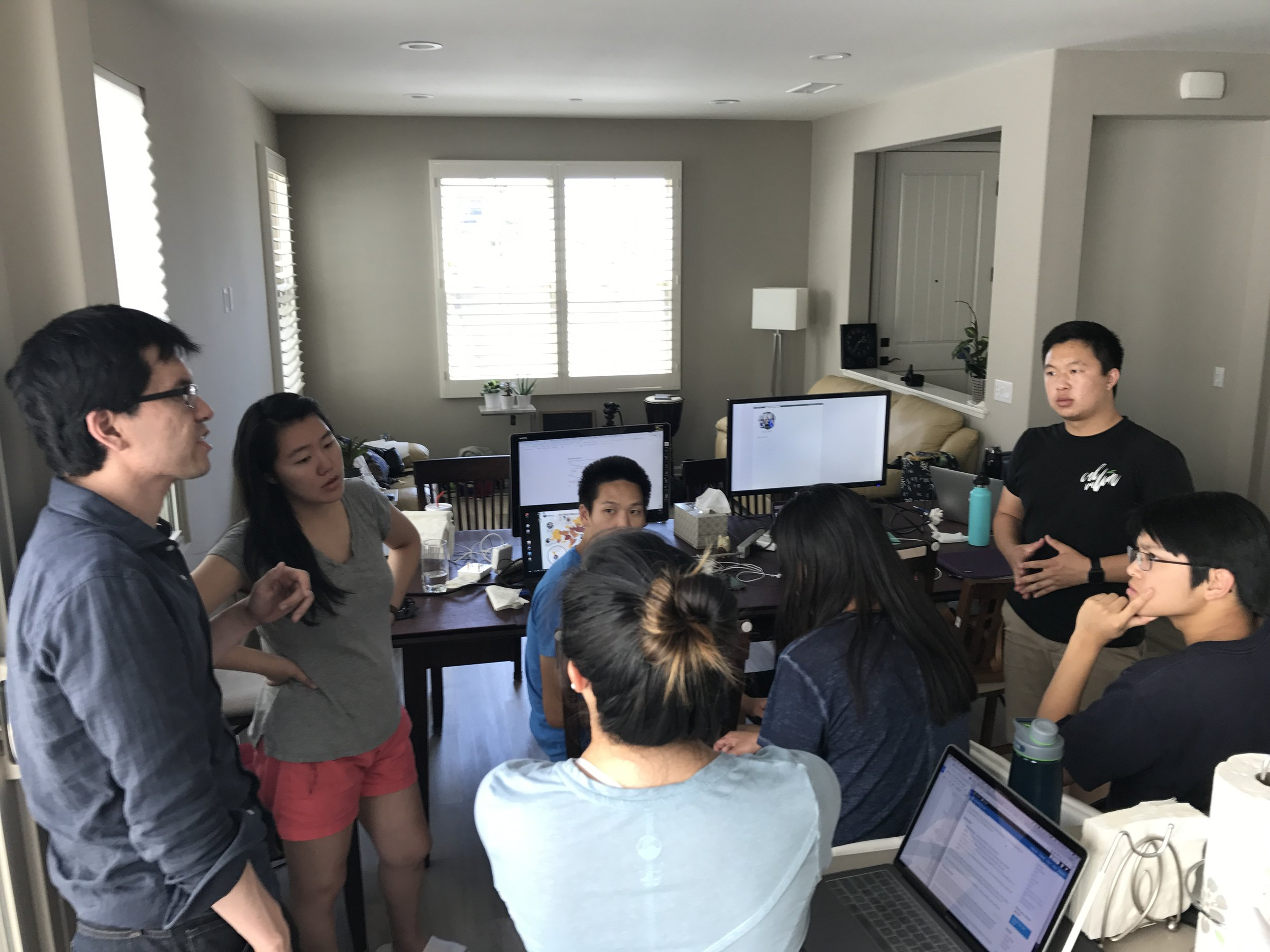 TCP Retreat June 2017