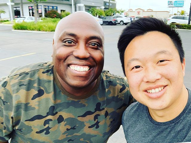 Had a solid meetup with @ericligemusic, a multicultural worship director and music maker, who will be interviewed in the first season of our upcoming podcast! Check out what he's doing with @the_ethnos_project and listen to the worship sets he directed for @urbanamissions on Spotify, iTunes, GooglePlay, & Youtube!