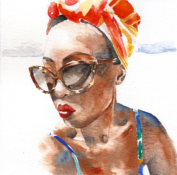 Illustration by  NellyAba