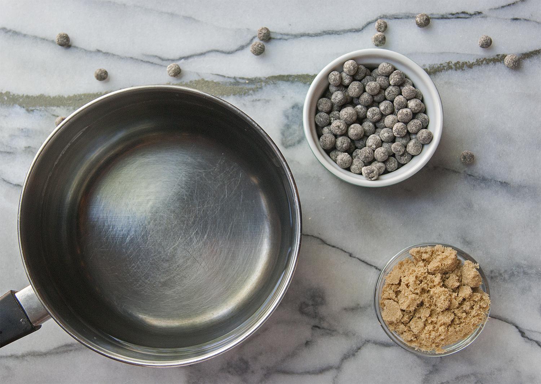 tapioca pearl ingredients
