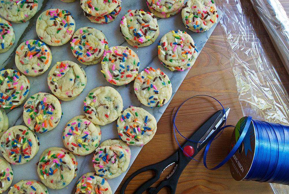 graduation cookie lei 4