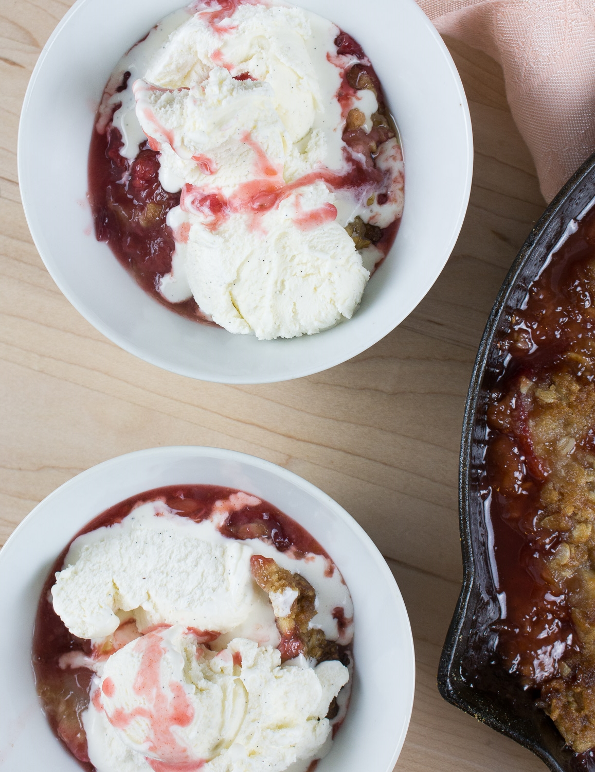 stone fruit raspberry crumble-9.jpg