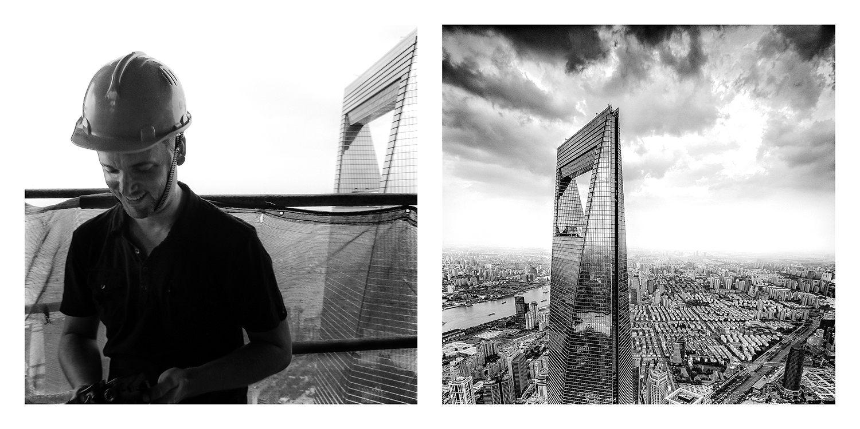 Shanghai Tower , 2013