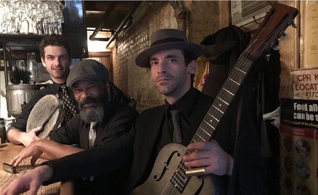 NEW MUSIC TONIGHT!!! Excited to welcome @newmoonacousticblues to our sunset deck, Friday 8/2 6:00-8:30.  Make sure not to miss this New York Based blues group right here in sweet little ridgway!!! . #newmoonacousticbluesband #smalltownbiglove #livemusic #sunsetdeck #airstreambar #mountainviewdining #farmtotrailer #begoodlivesimpleeatwell