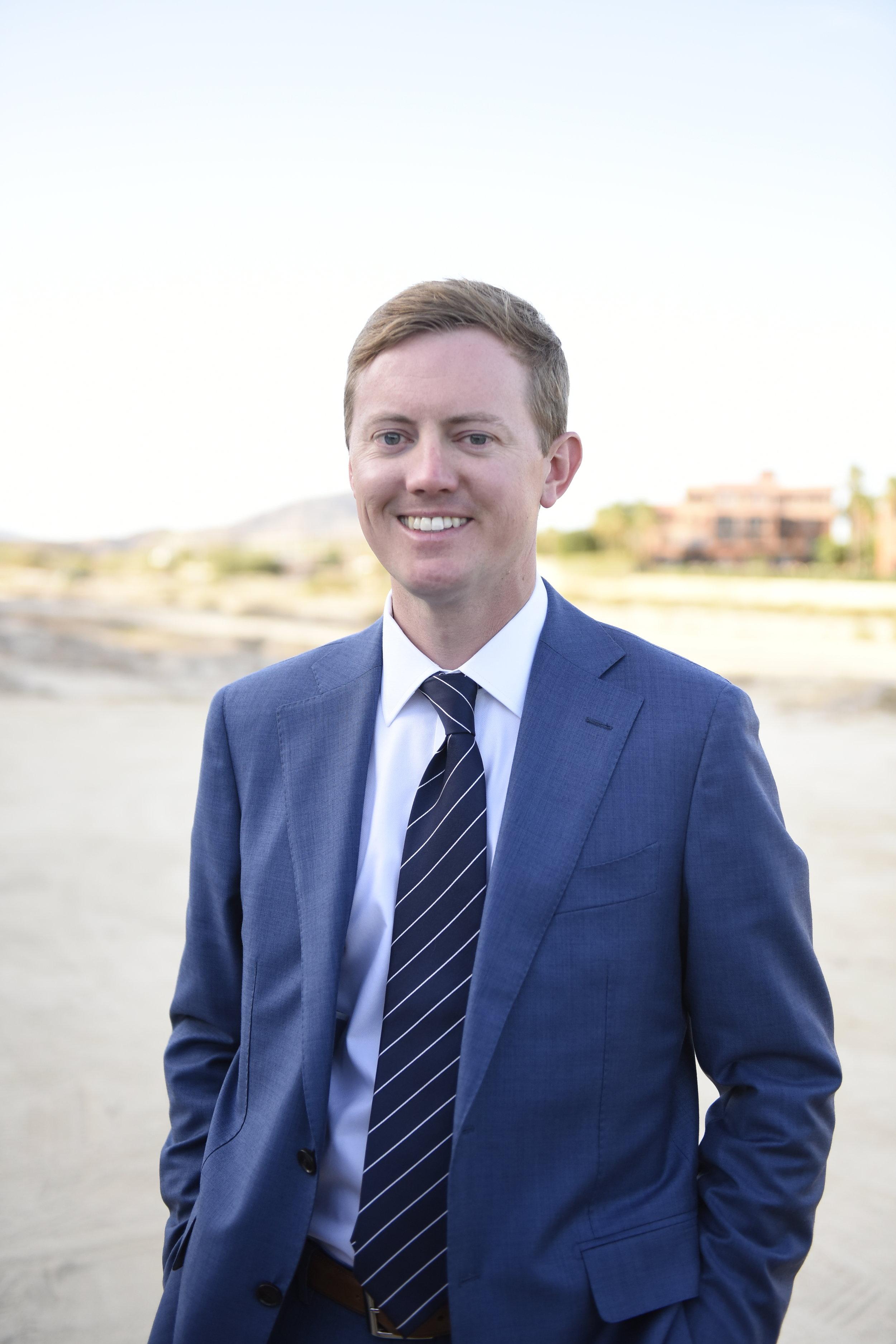 Attorney Jared K. Tomlinson