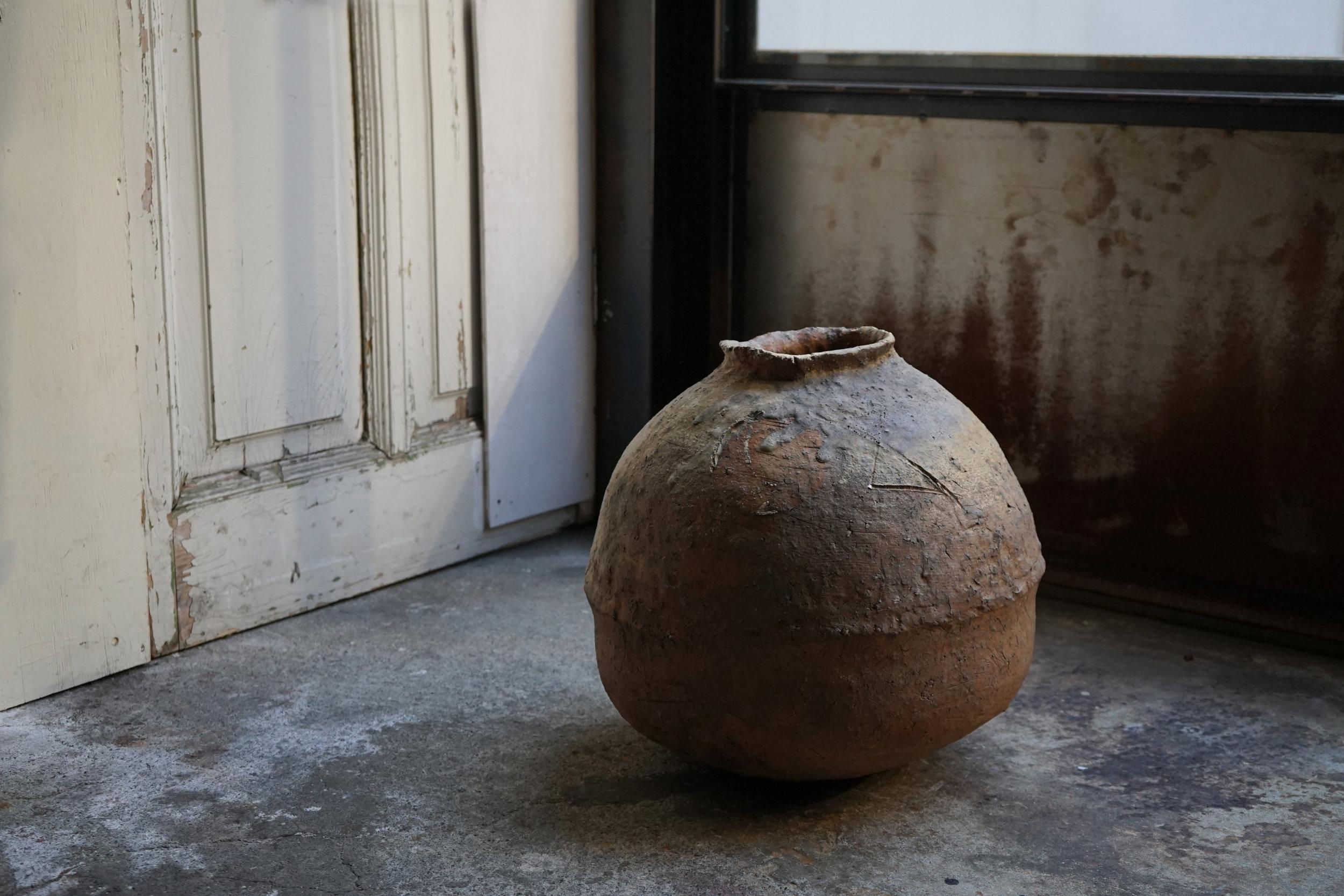 辻村史朗 大壺|Shiro Tsujimura Large Jar