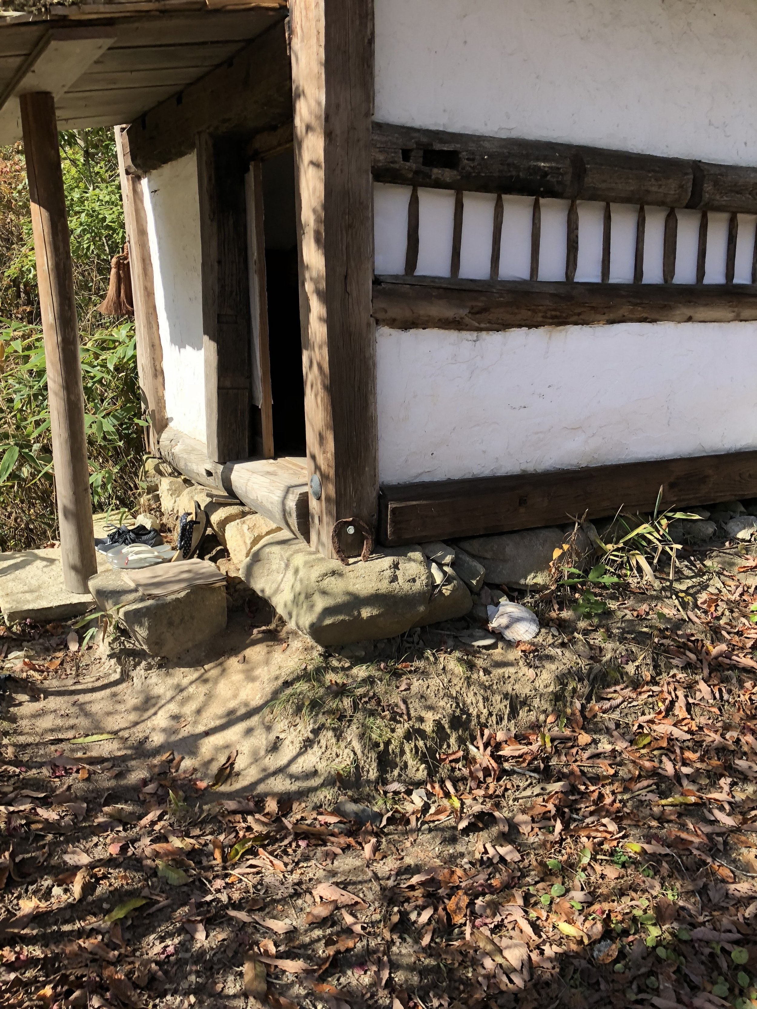 辻村史朗茶室風景 | The shots from tea house of Shiro Tsujimura