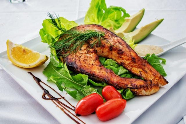 Seafood Ad Campaign