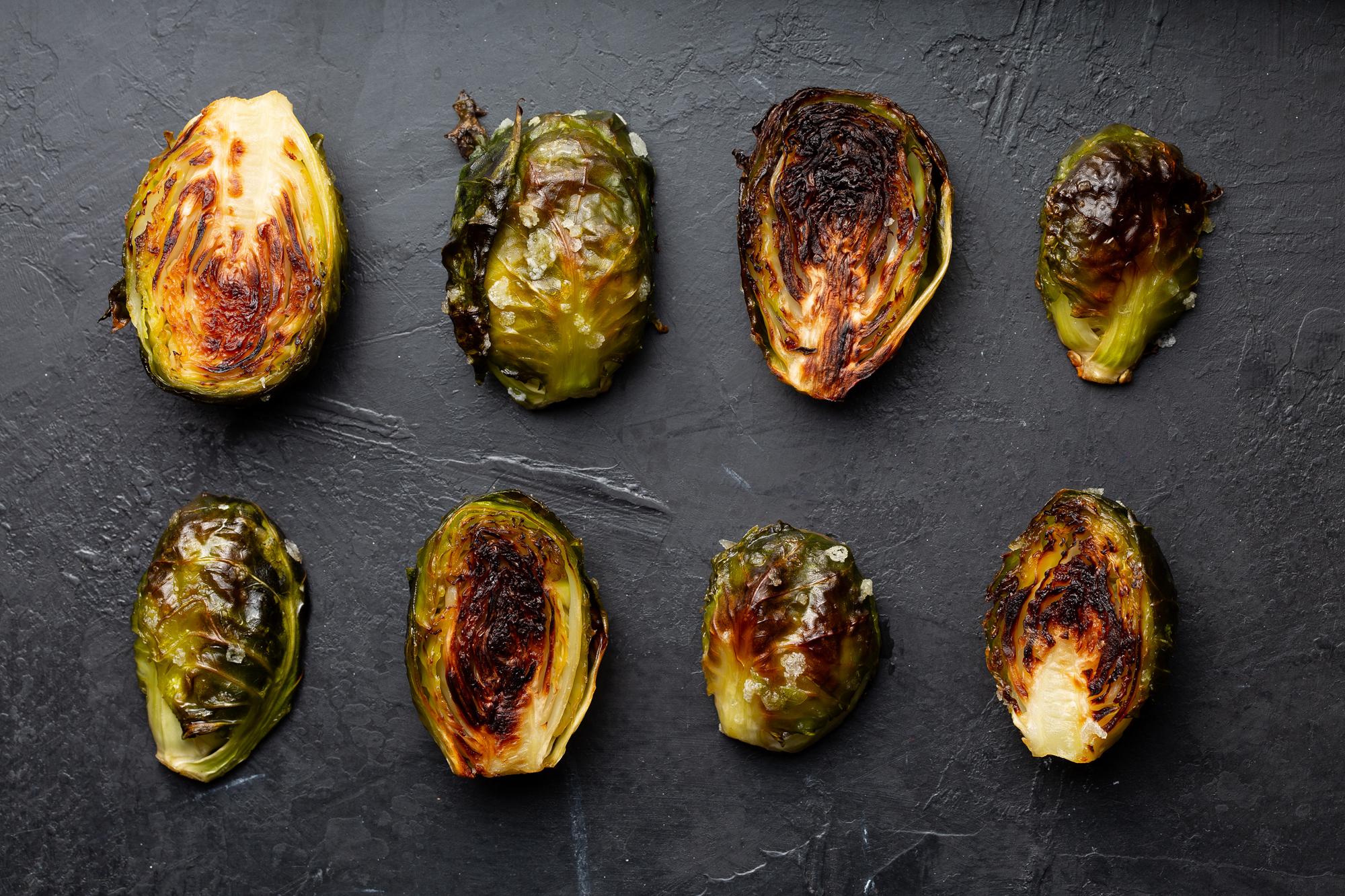 Crispy Oven-Roasted Brussels Sprouts