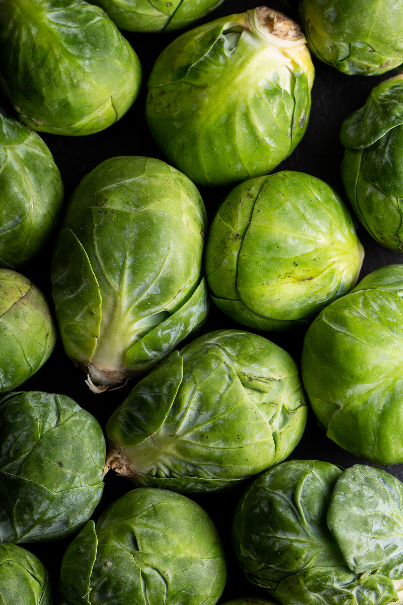 Organic Brussel Sprouts Recipe