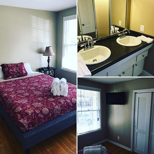 We love it when a new short-term rental property on boards with us. #TheCabot #shorttermrental #strp #airbnb #vrbo #homeaway #westnashville #nashvegas
