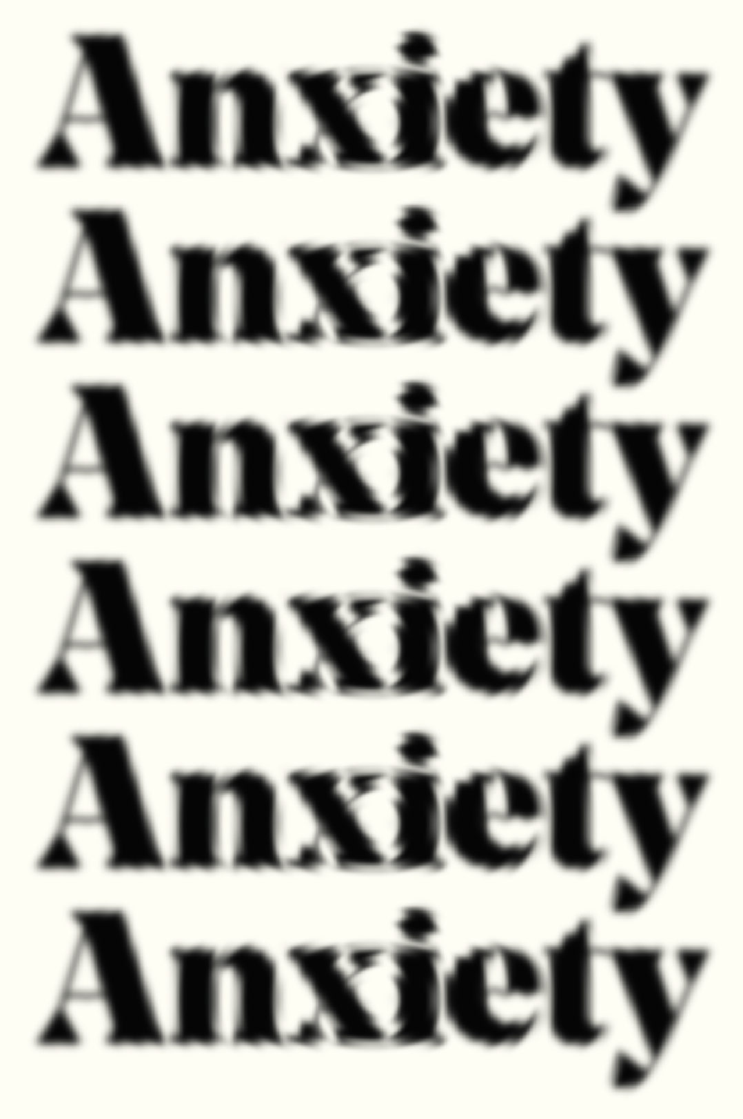 Evolve Issue One: Anxiety as an Artist