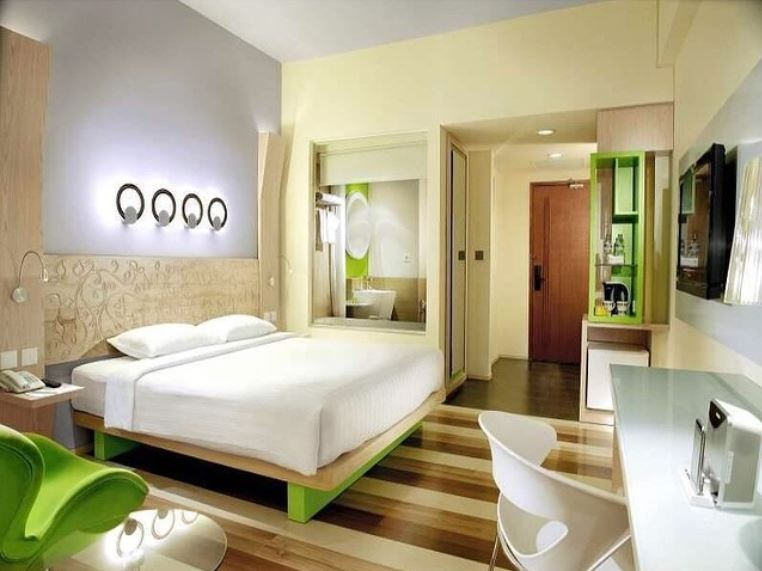 ibis Styles Hotel Greenwich Peninsula - Interiors [One Investments]