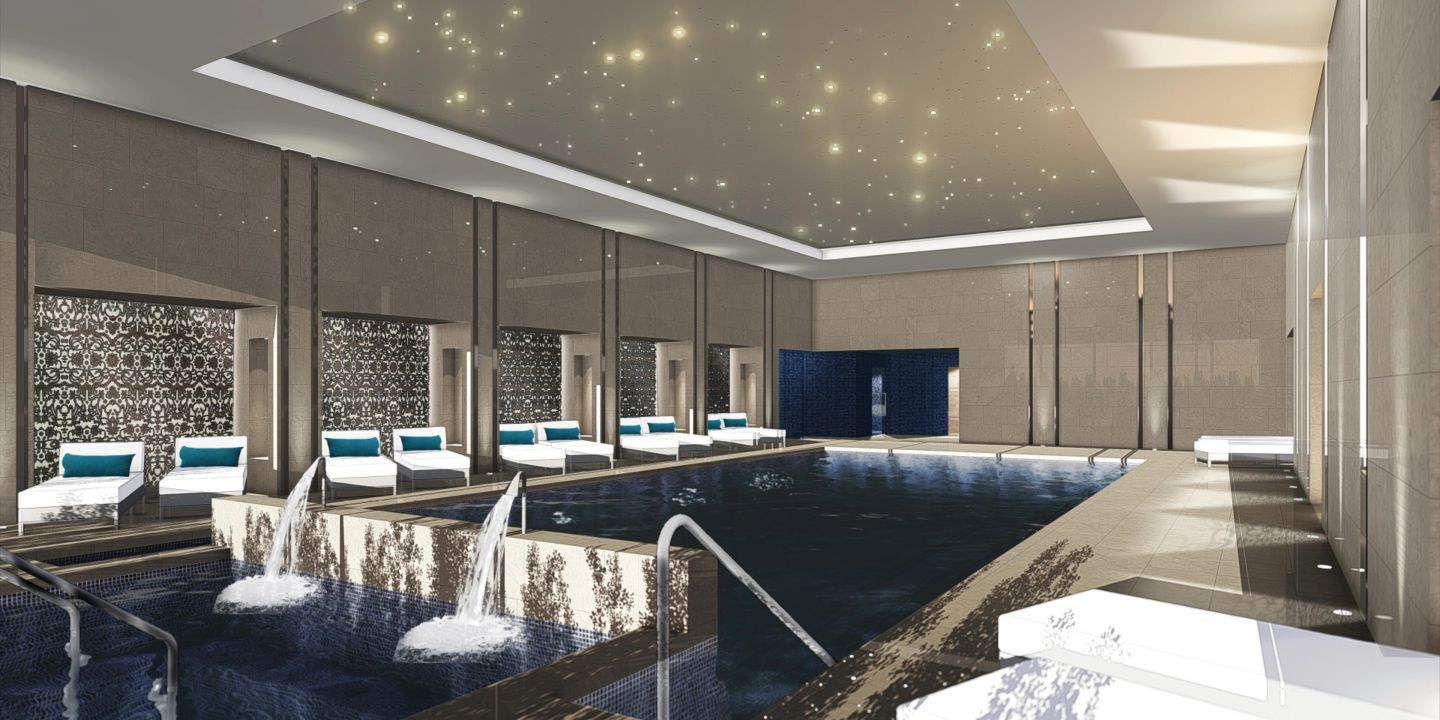 Spa at the InterContintental Hotel - The O2 [IHG]