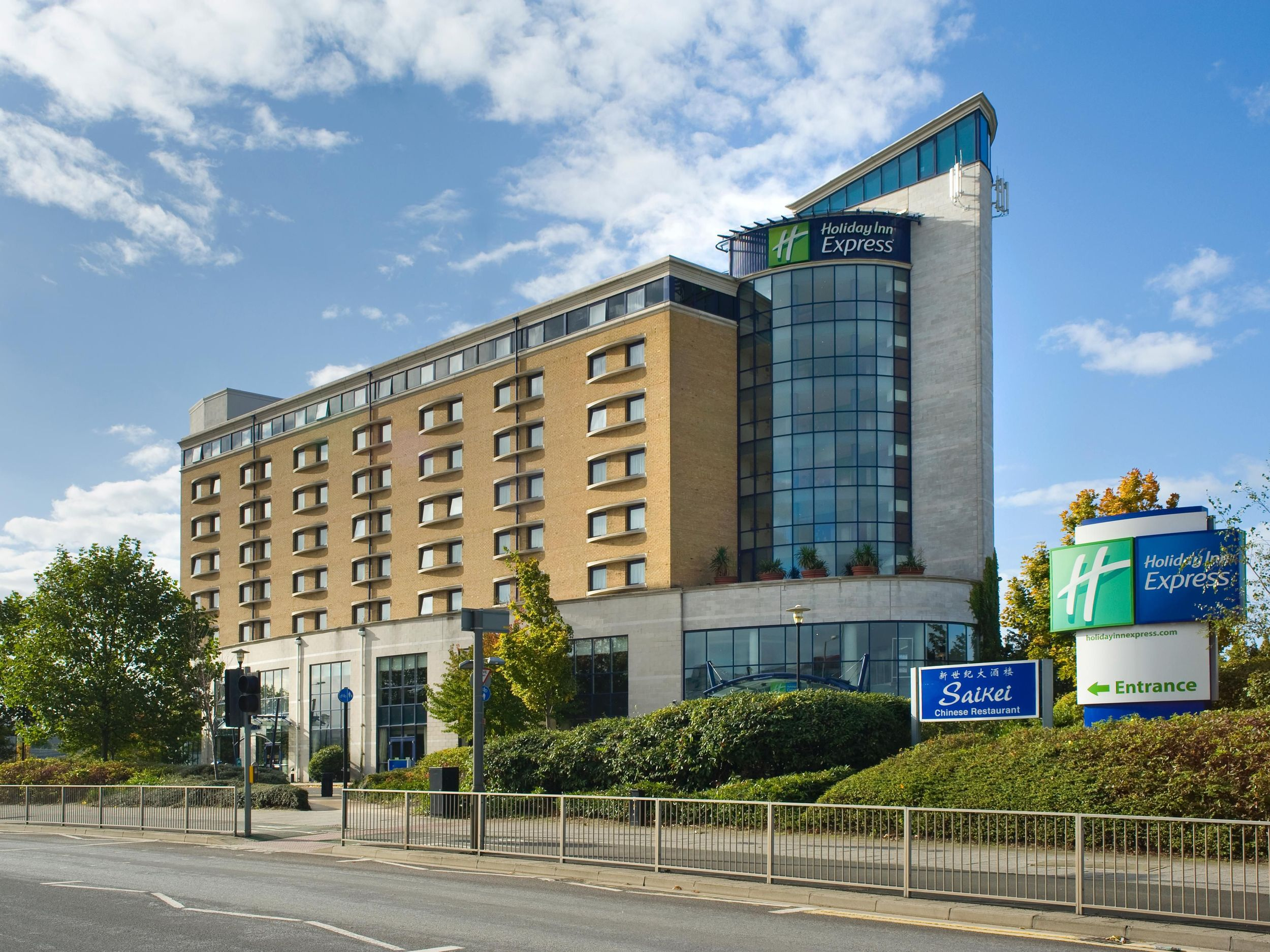 Holiday Inn Express (Greenwich) on Bugsby's Way [IHG]