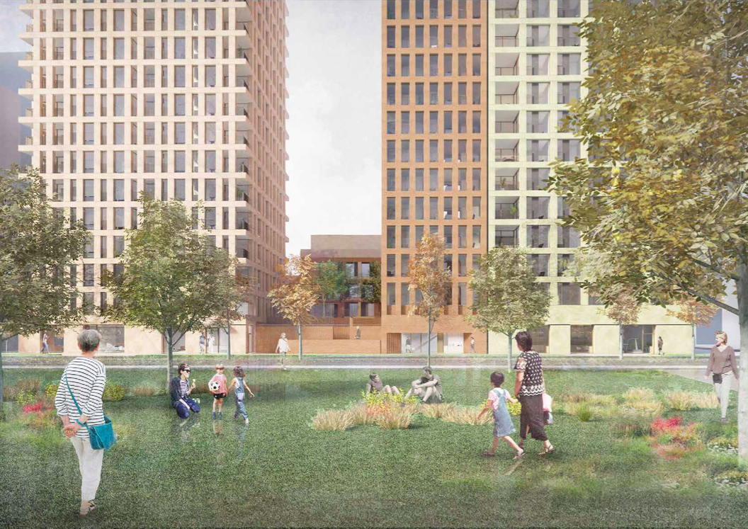 Plot 18.02 park facing facade.png