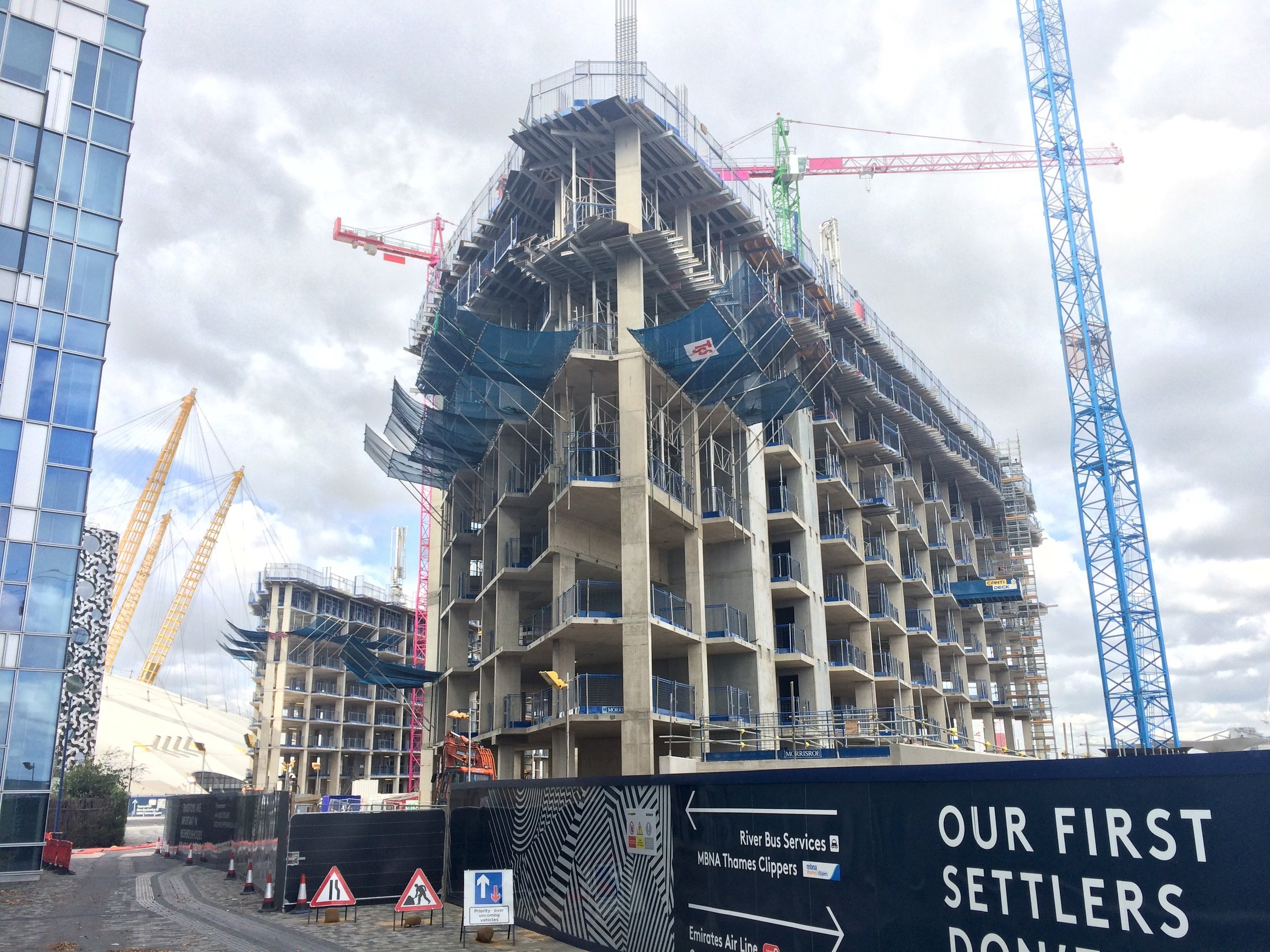 Construction progress - August 2016 [greenpen.london]