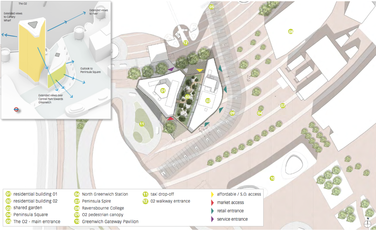 Landscaping strategy - N0201 and surrounding site [AEG/LDS  ]
