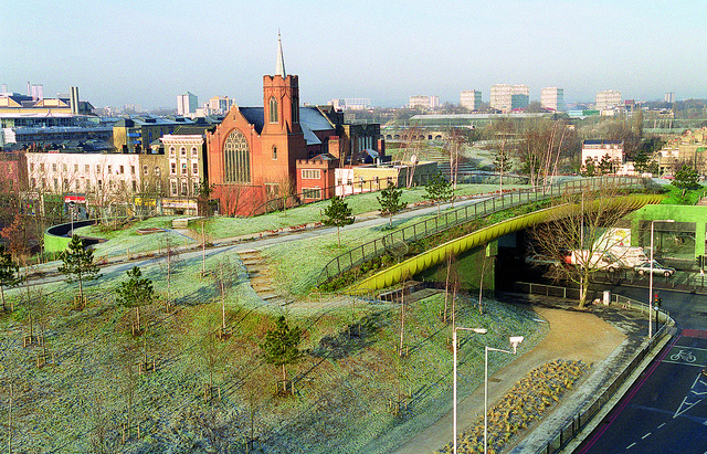 Original inspiration: The Green Bridge at Mile End