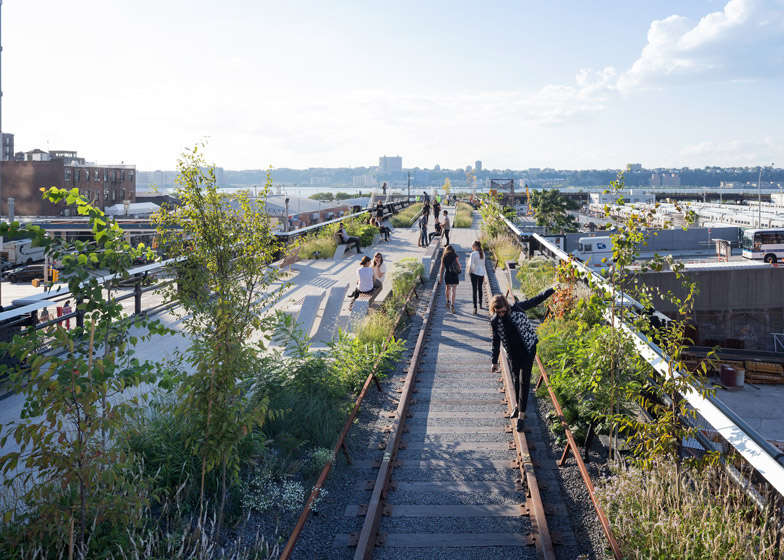 The High Line - final phase completed 2014