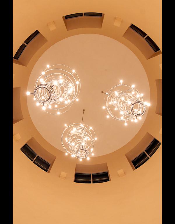 Ceiling View, Miami Restaurant
