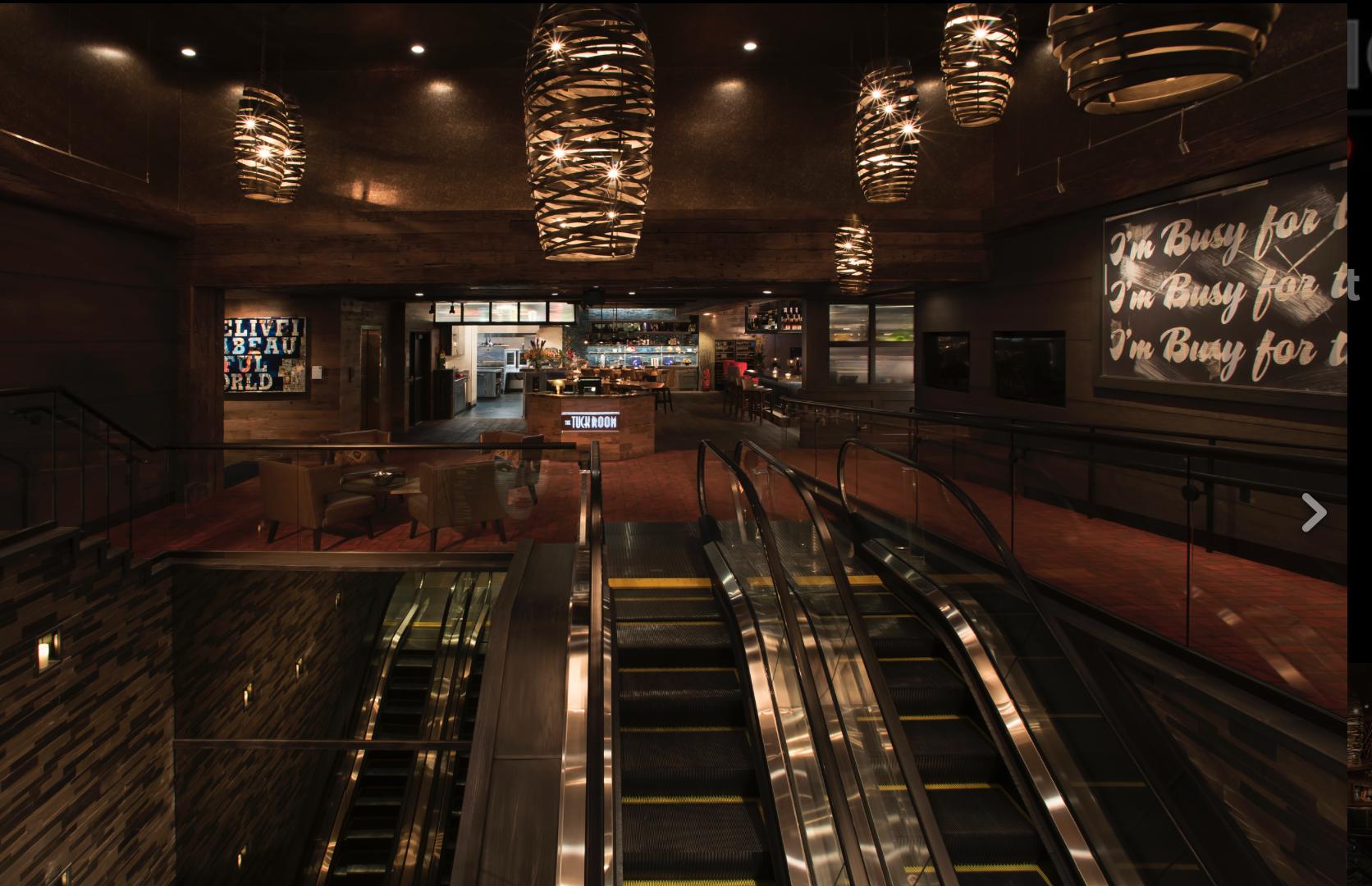 Ipic Theater Houston commissioned by:Karen Hanlon designs