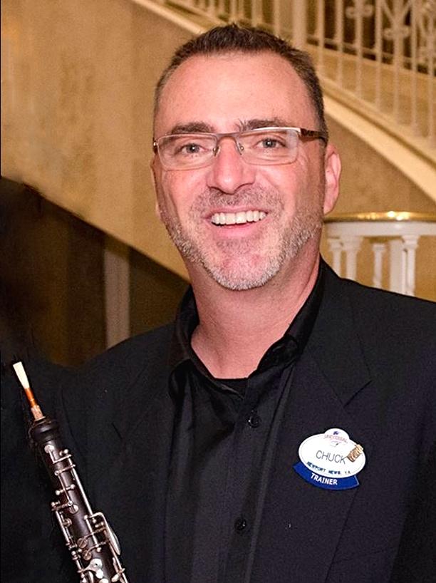 Chuck McGee, oboist