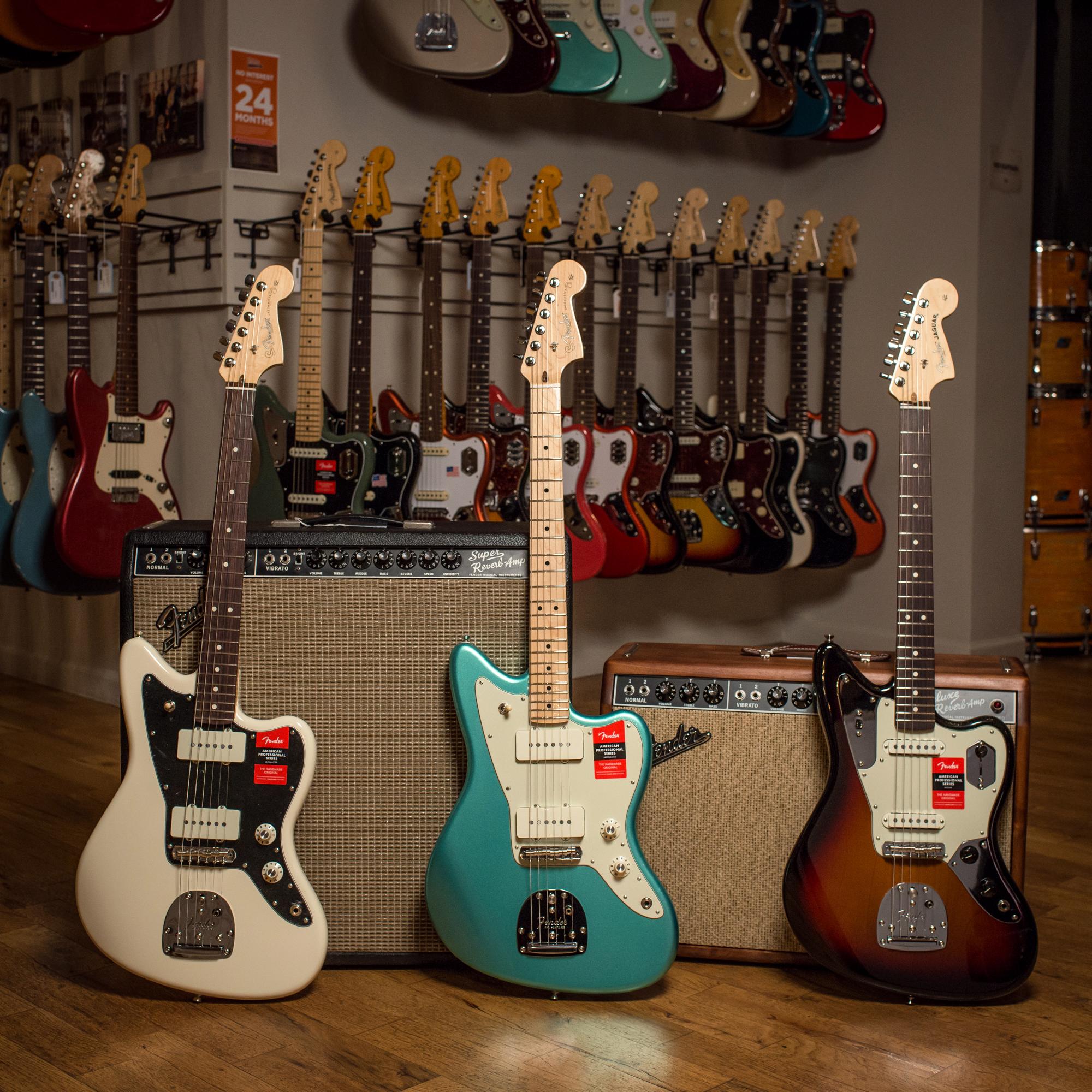 Fender  Chicago Music Exchange