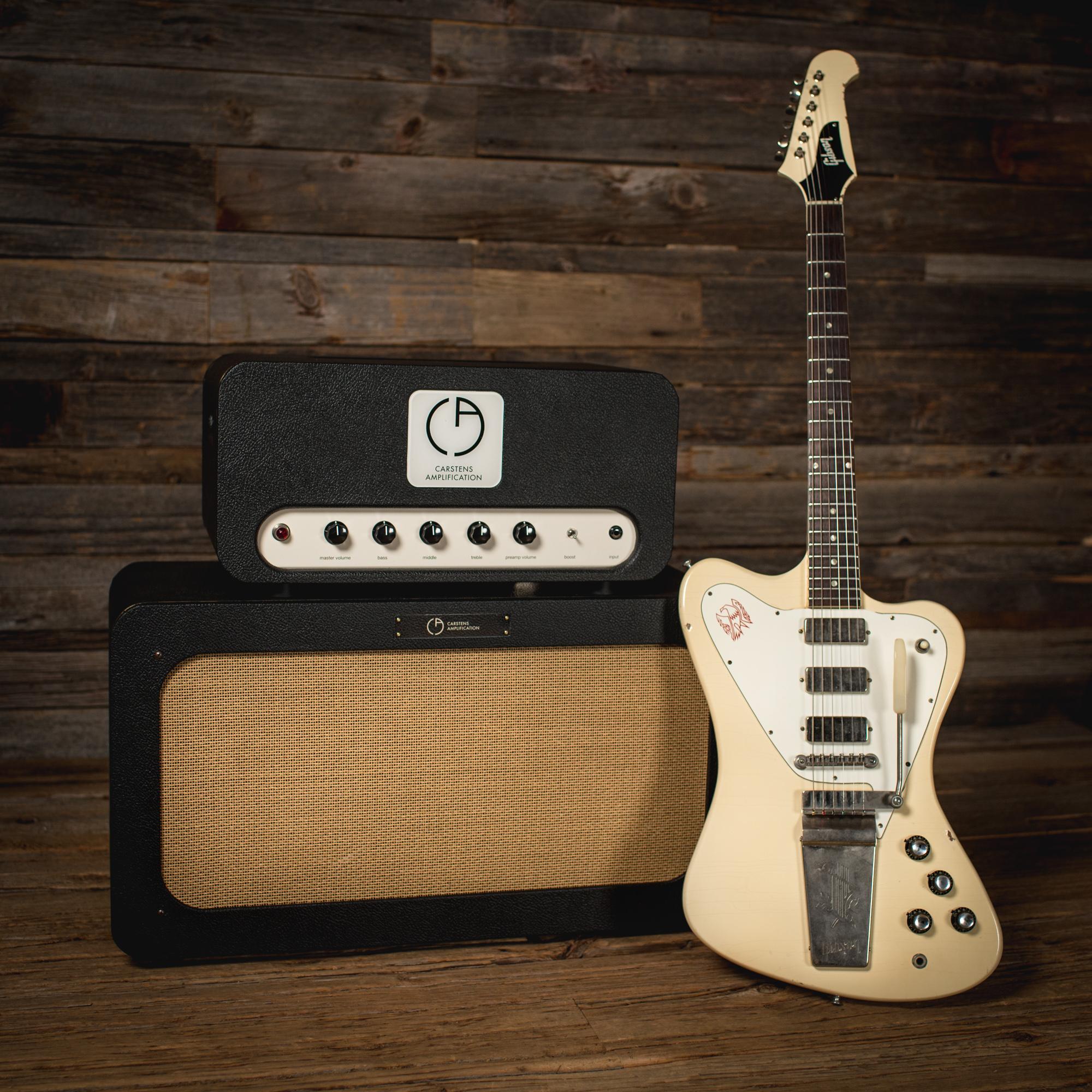 Carsten Amps | Gibson Guitars   Chicago Music Exchange