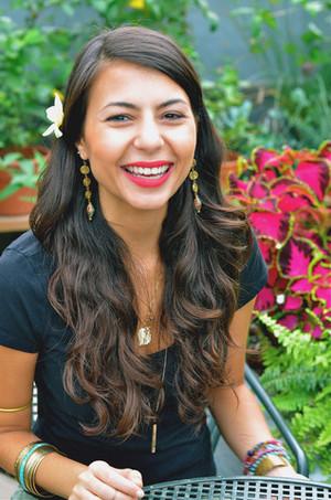 Dana El Masriof PARFUMS JAZMIN SARAI -