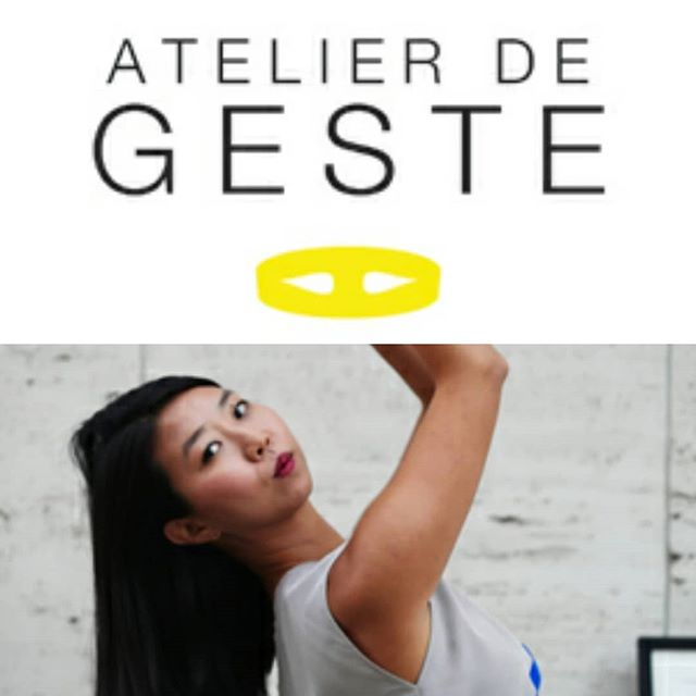 @atelierdegeste  A lovely interview with Beau Rhee, about her work and history #perfume #ballet #design #art