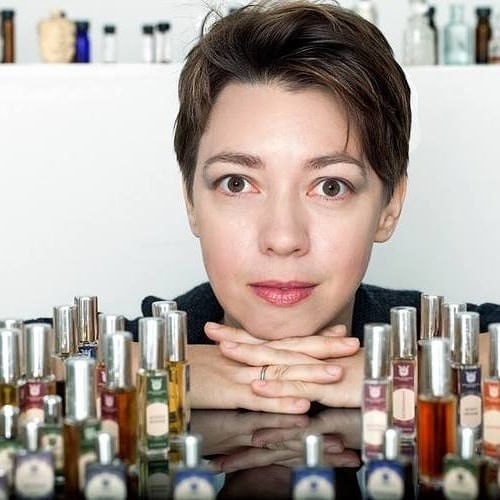 https://www.theolfactive.com/new-index-58 An interview with Anna Zworykina, @annazworykinaperfumes #perfume #art #women #scent #smell #create