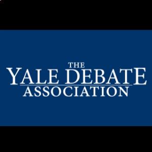 THE YALE DEBATE ASSOCIATION