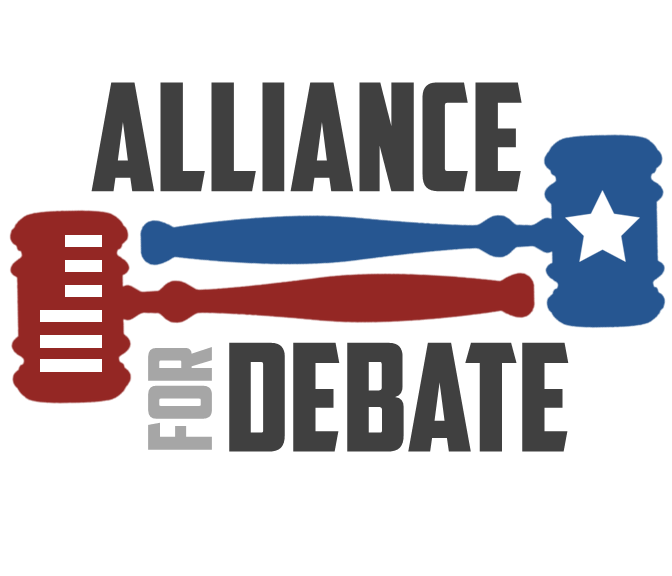 ALLIANCE FOR DEBATE