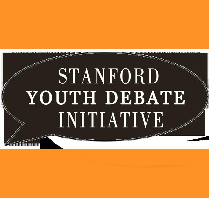 STANFORD YOUTH DEBATE INITIATIVE