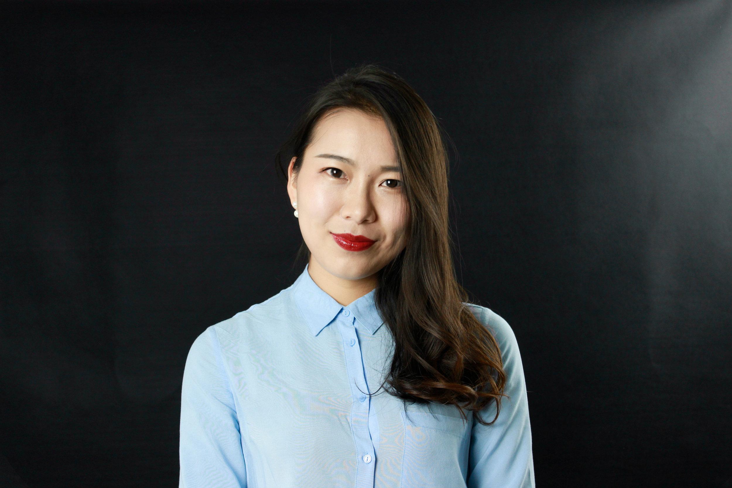 Amber Gao, Partnership Director