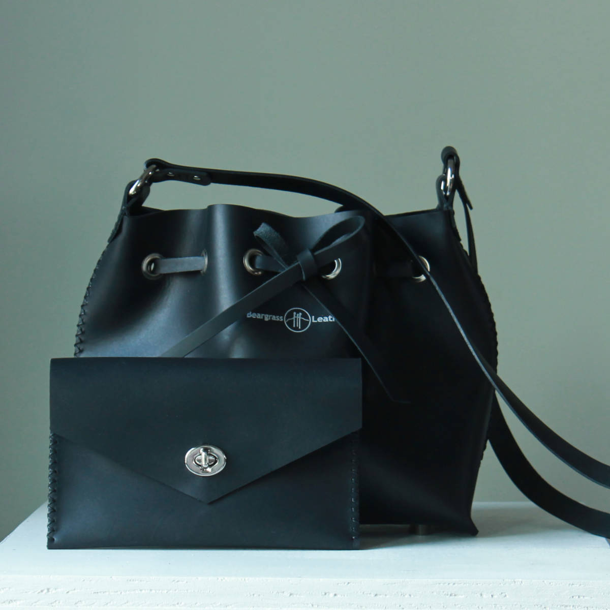 Black Bucket with Wallet Better Official.jpg