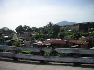 The Streets of El Salvador