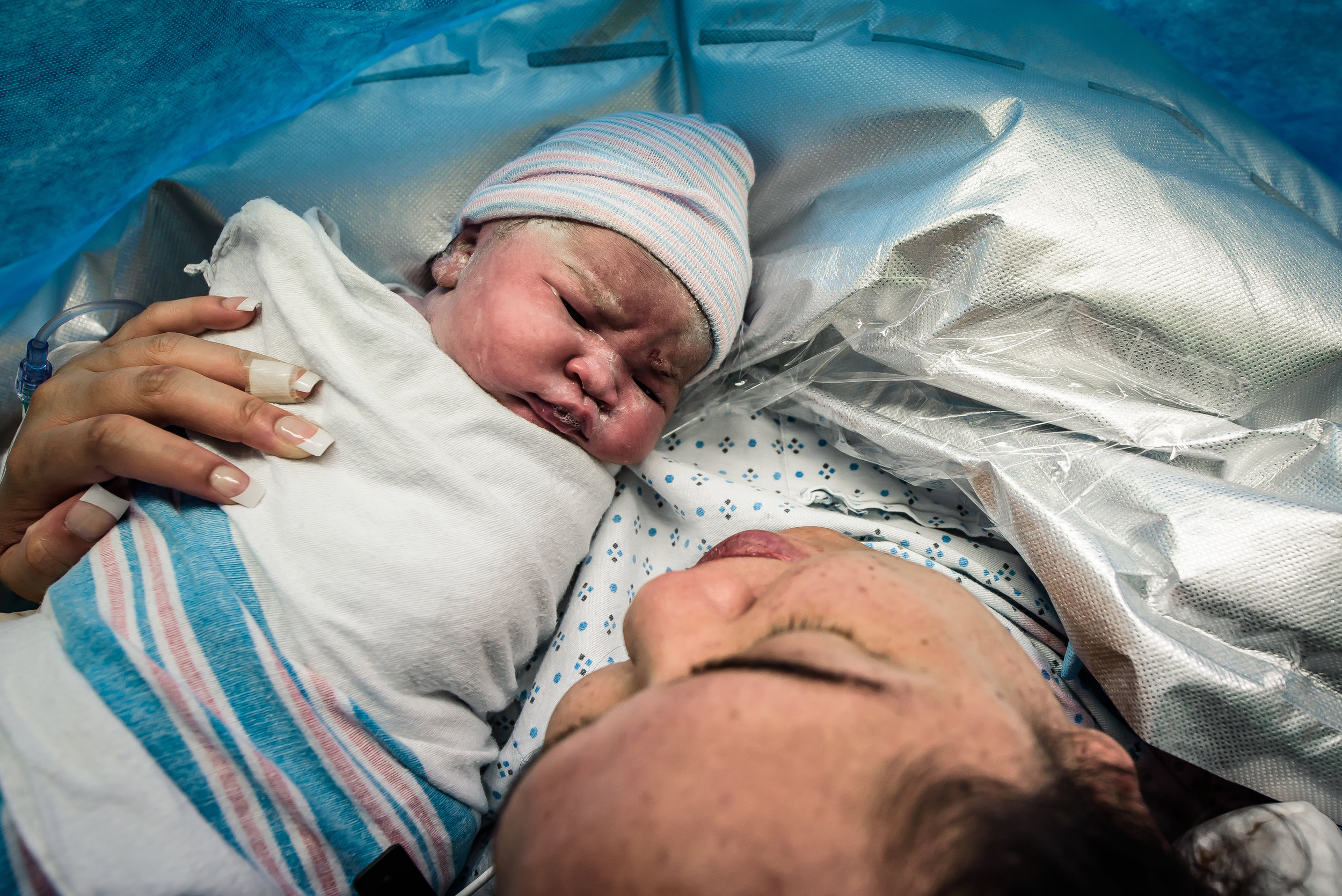 Colorado birth photography