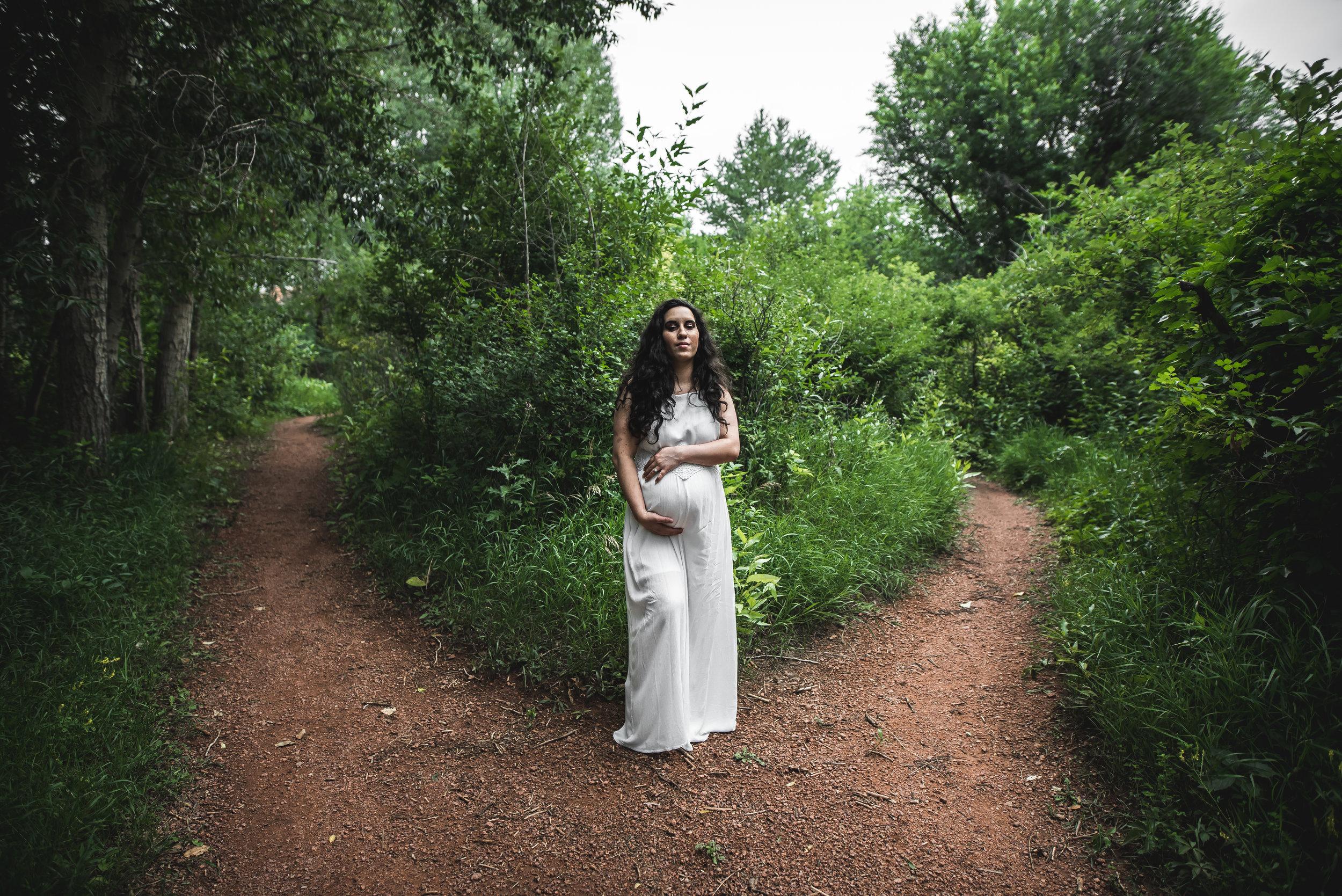 Colorado Springs Maternity Photography