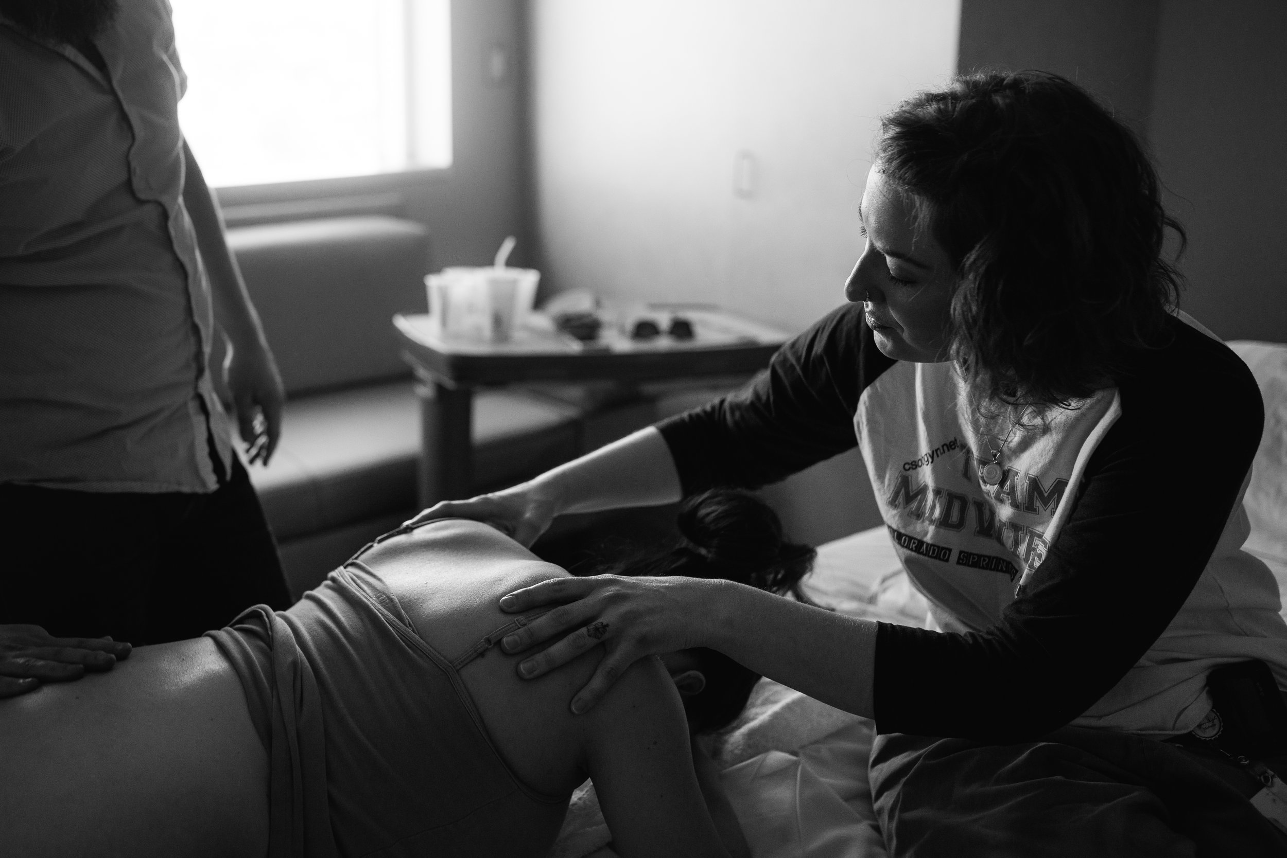 Midwife Pictured: Megan Dickey https://www.facebook.com/groups/101594306904551/