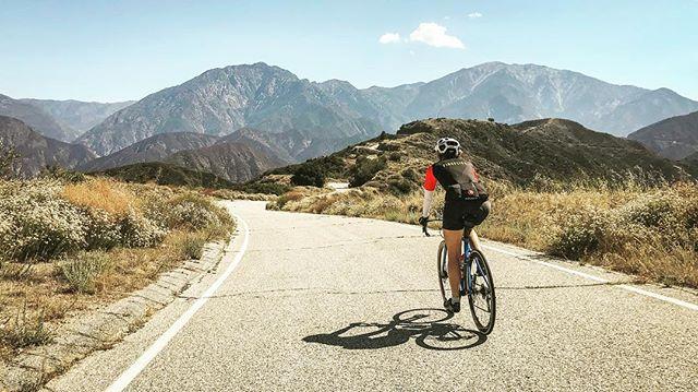 GMR to Mt. Baldy, always epic. #fireflieswest #firefliescc #lasucksforcycling #epiceveryday #cycling