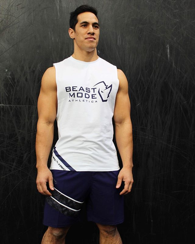 Oh my freshness!  The Midnight Muscle T has finally landed.  Yes it's winter but you can never have too many training tanks and this T is as fresh as they come.  www.beastmodeathletica.com  #legends #midnightt #beastmodeathletica #superhumans #supercommunity #beastmode #training #apparel #beasts