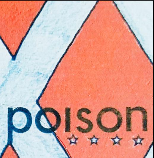2006・DJ RICARD・POISON CONTROL