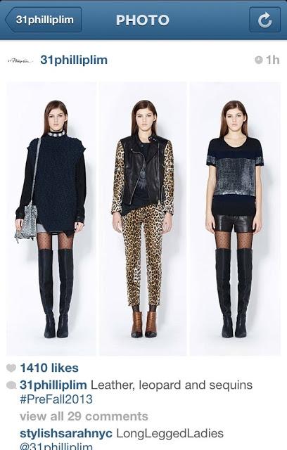 3.1 Phillip Lim Instagram