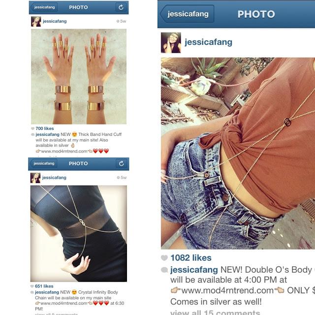 Jessica Fang Instagram