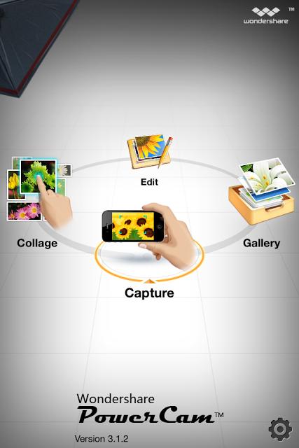 PowerCam app by WonderShare