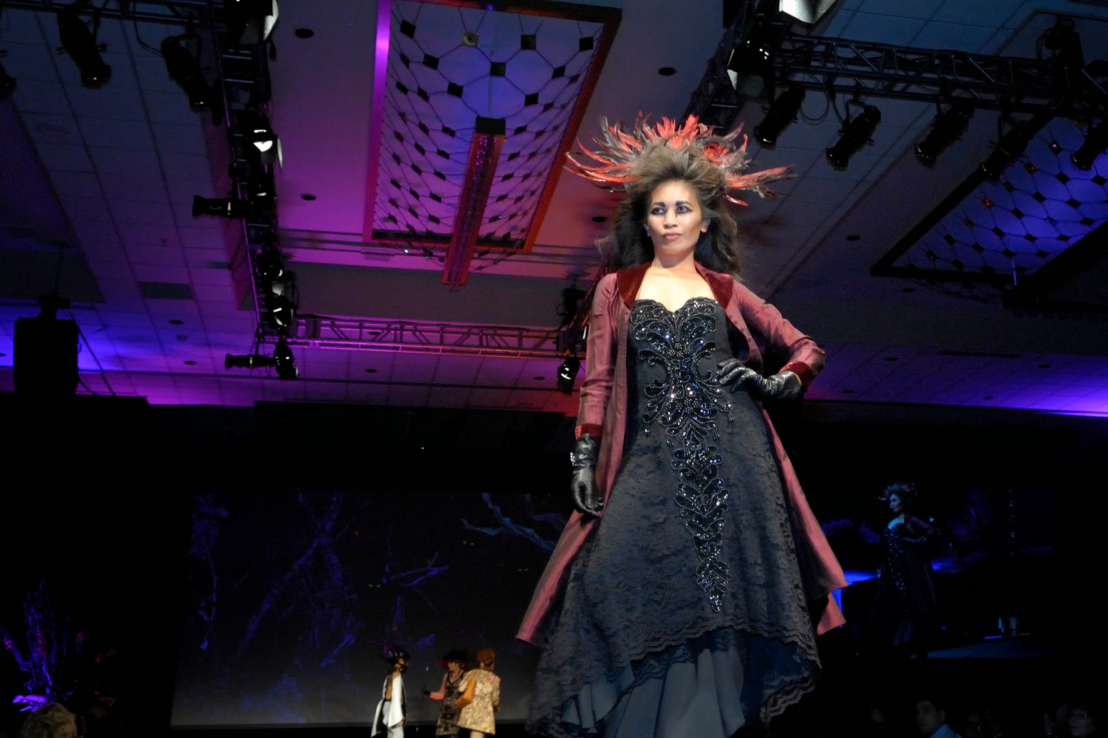 Jess Estrada - Goodwill Glitter Gala 2013